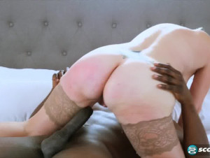 Big And Black And Cumming In Seka's Ass
