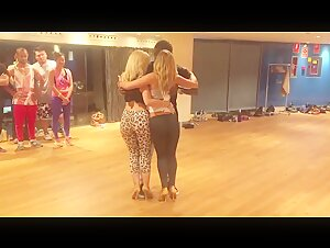 Kizomba Two Chicks At Once