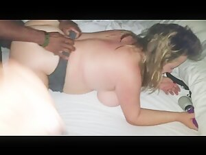 Horny White Pussy