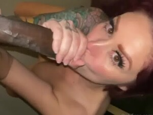 Monique Alexander BBC Fuck 2
