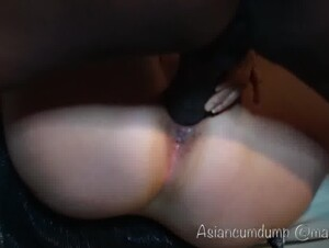 Asian CumDump Black Bred